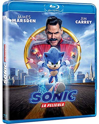 Sonic La película - Blu Ray [Blu-ray]