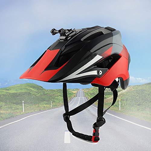 BDTOT Casco de Bicicleta para Adulto Casco Ciclismo Ajustable Protección de Seguridad...