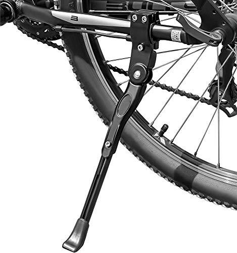 HJWL Stabiler Fahrrad Ständer (mit Verstellfunktion - bis 30kg Fahrrad-Gewicht) Fahrradständer für Mountainbike in Größe 24