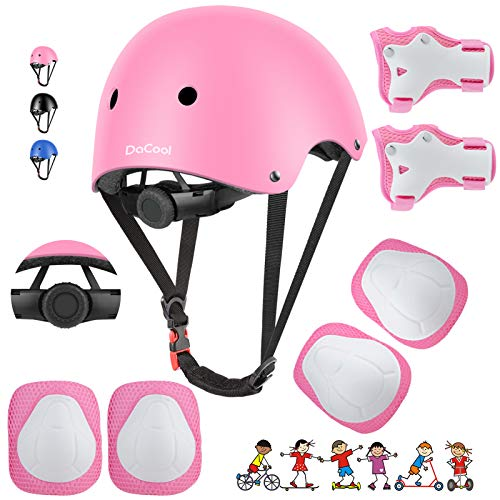 DaCool Kids Bike Helmet...