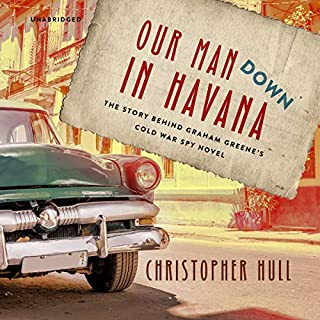 Our Man Down in Havana cover art