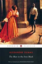 The Man in the Iron Mask (Penguin Classics) by Alexandre Dumas (28-Aug-2003) Paperback
