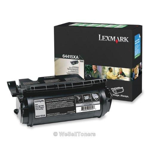 LEX64415XA - Lexmark Extra High Yield Return Program Toner Cartridge