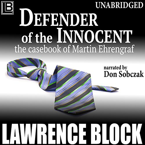 Defender of the Innocent audiobook cover art