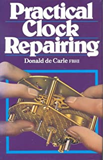 Practical Clock Repairing (0719800005) | Amazon price tracker / tracking, Amazon price history charts, Amazon price watches, Amazon price drop alerts