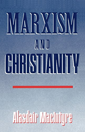 Marxism and Christianity (English Edition)