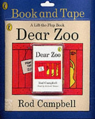 Dear Zoo (Puffin Cover to Cover Story Tape)の詳細を見る