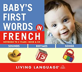 Baby's First Words in French