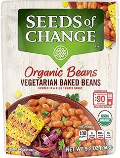 Seeds of Change Organic Vegetarian Baked Beans (6Pk), 9.2 Oz