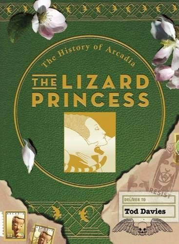 Image of The Lizard Princess: The History of Arcadia (The History of Arcadia (3))
