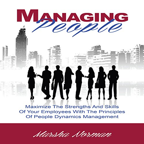 Managing People audiobook cover art