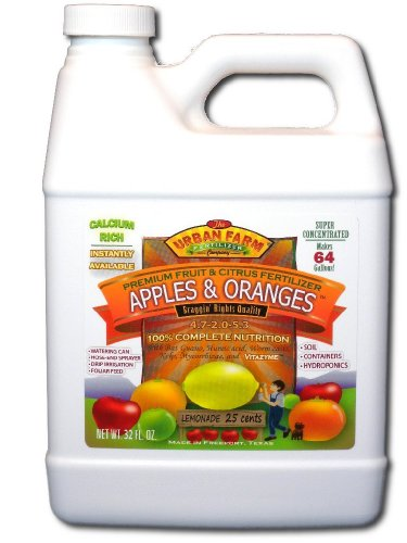 Urban Farm Premium Fruit and Citrus Fertilizer