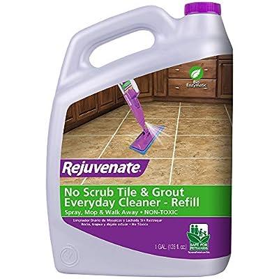 Rejuvenate Tile & Grout Everyday Cleaner, 128 Fl. Oz