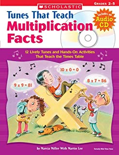 Best learning multiplication with music Reviews