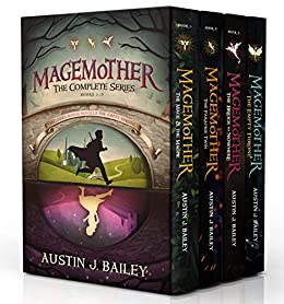Magemother: The Complete Series pdf epub