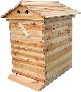 Cedarwood Super Brood Beekeeping Auto Honey Hive Beehive House Super Brood Box