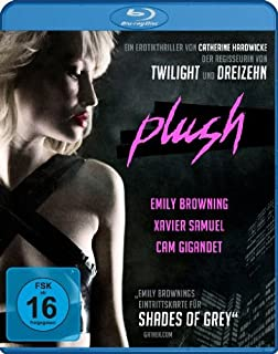 Plush [Blu-ray] [Import allemand]