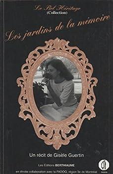 Paperback Jardins de la mémoire Les 2 [French] Book