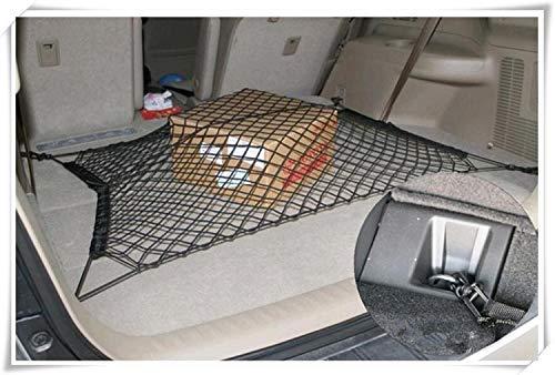 Rete per Bagagliaio Auto per Audi A3 A4 A6 C4 C5 C6 B5 B6 B7 B8 S5 S6 BMW E39 E46 E90 F10 F20 F30 GT Accessori
