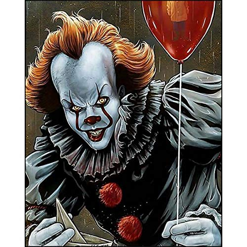Decorsy Legpuzzel 1000 Stukjes Clown Met Ballonnen Leuk Educatief Speelgoed Voor Kinderen