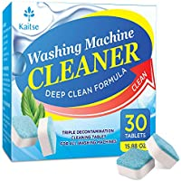30-Count Kaitse Washing Machine Cleaner Effervescent Tablets
