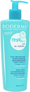 Bioderma ABCDerm Cleansing Milk for Babies and Kids- 16.7 fl. oz.