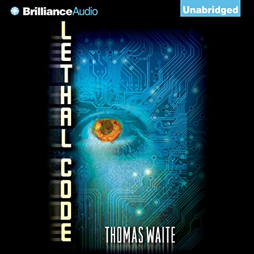 Lethal Code audiobook cover art