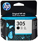 HP - 305 3YM61AE Cartuccia di inchiostro, Compatibile con HP DeskJet 2300, 2700, HP DeskJet Plus serie 4100,...