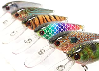 deep diving square bill crankbait