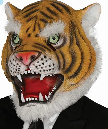 Guirca Fiestas GUI2464 - Maschera da tigre