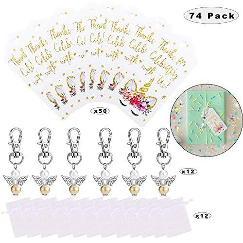 schutzengel anhänger perlen engel anhänger DIY engelanhänger gastgeschenk Perlenengel Anhänger Taufe Anhänger schutzengel anhänger set (H)