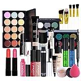 CHESSO Paleta de Maquillaje Set Paleta de Sombras de Ojos, Juego de Maquillaje Kit de Maquillaje para Mujeres y Niñas Caja de Regalo Cosméticos #2