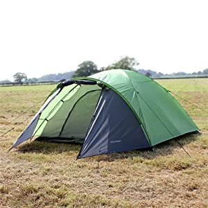 North Gear Camping Mars Waterproof 4 Man Dome Tent