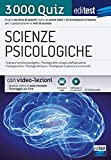 3000 Quiz per Scienze psicologiche