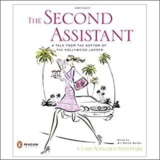 The Second Assistant audiobook cover art