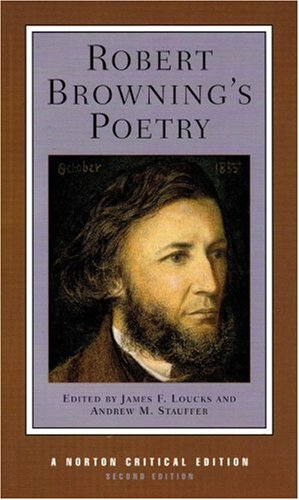 Browning, R: Robert Browning's Poetry (Norton Critical Editions)