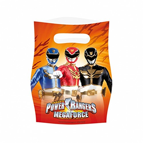 Power Rangers Partytüten