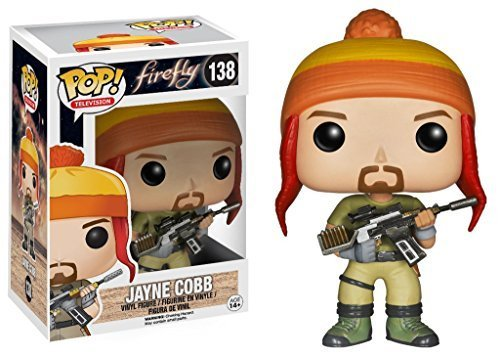 Funko POP TV: Firefly - Jayne Cobb Vinyl Figure by Funko