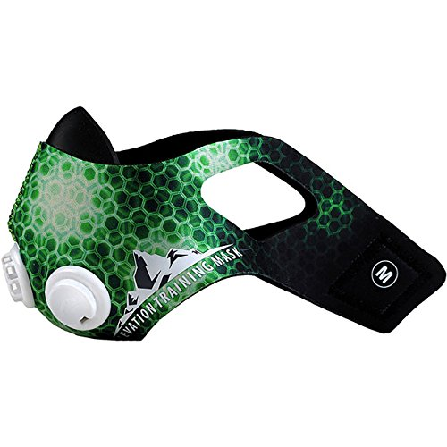 Training Mask Elevation Training Mask 2.0 Sleeve Matrix Design Medium