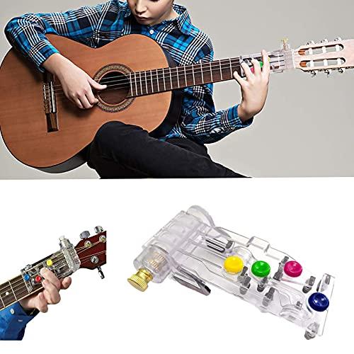 Sistema De Aprendizaje De Guitarra,Chordbuddy,Afinador De Guitarra,Accesorios Guitarra,Para Proteger Los Dedos