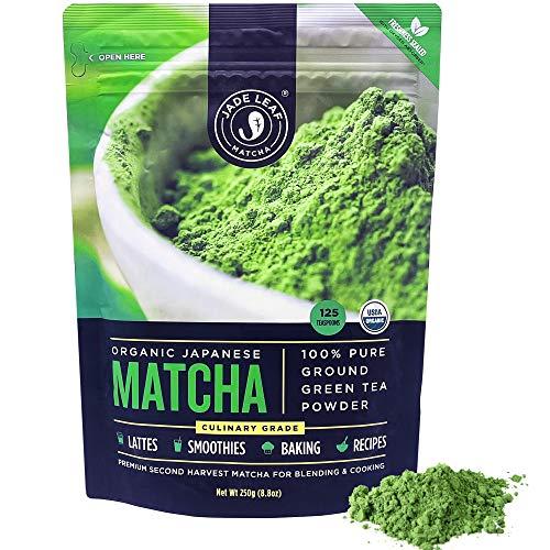 Jade Leaf Organic Matcha Green Tea …