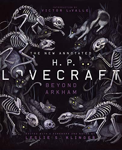 Buchseite und Rezensionen zu 'The New Annotated H.P. Lovecraft: Beyond Arkham' von Leslie S. Klinger
