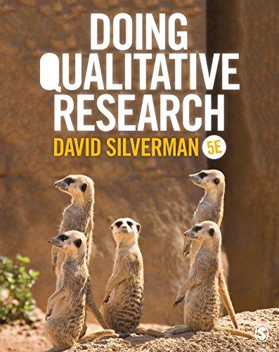 Doing Qualitative Research (English Edition)