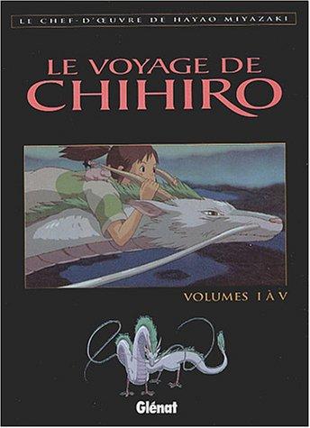Le Voyage de Chihiro, tomes 1 à 5 (Coffret)