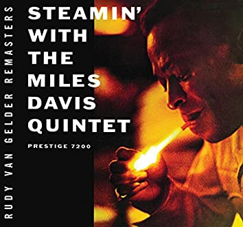 Steamin' [Rudy Van Gelder edition]