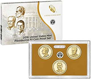 2016 S US MINT Presidential Proof Set Comes in original US mint packaging Proof