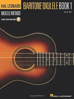 baritone uke notes