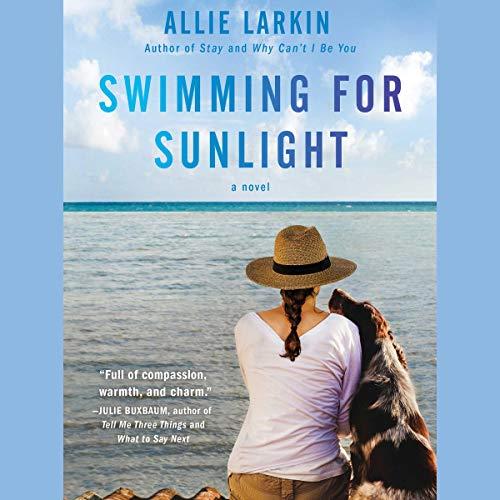 Swimming for Sunlight audiobook cover art