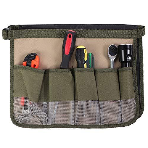 Cubo de tela Oxford para jardín, organizador de herramientas, atractivas bolsas de almacenamiento para herramientas de jardín, para herramientas de carpintería de jardín Herramientas de