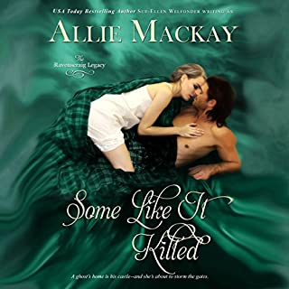 Some Like It Kilted audiobook cover art